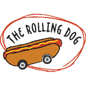 Rolling-Dog-at-the-Hub