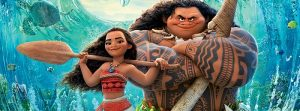 Double Feature Movie Night: Moana followed by Pocahontas