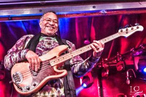 George Porter Jr with Terrence Houston & accompanying band Boukou Groove