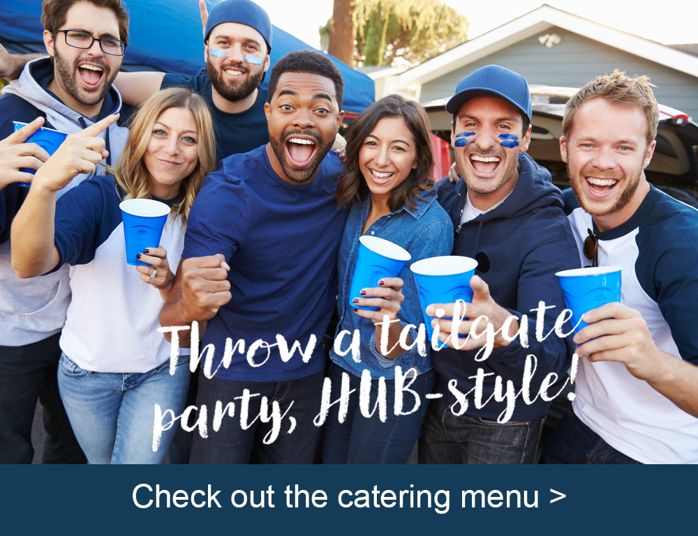 Tailgate-Party-Catering-at-the-HUB