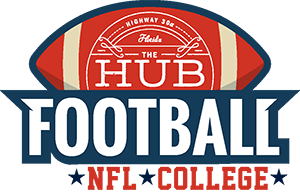 Watch NFL & College Football at the HUB