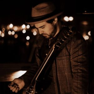 Live Music with Twang Town's Mose Wilson