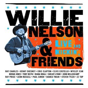 Music Concert on the Big Screen: Willie Nelson & Friends